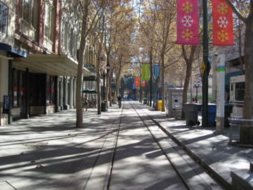 ulice miasta